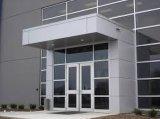 Los paneles incombustibles de aluminio del panel de revestimiento de PVDF para el revestimiento