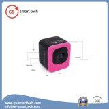Câmera do esporte de WiFi da câmera da ação ultra HD 4k de Fisheye da correção mini