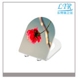 High Quality Flower Decoration Toilet Seat with Soft Close Hinges