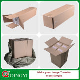 Factory Qingyi Good Price PU Vinyl Transfer Film for Fabric
