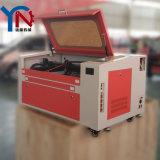 Prix acrylique en bois de machine de découpage de laser de CO2 de non-métal (YN-6040)