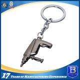 liga Keychain do zinco 3D para a promoção (Ele-K095)