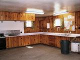 De Egeïsche Stevige Houten Keukenkasten van de Overzeese Toebehoren van de Keuken
