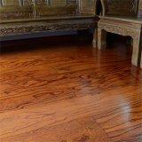 Suelo de múltiples capas dirigido E0 de madera sólida para la sala de estar