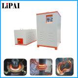 Machine à haute fréquence de chauffage par induction avec l'élément durcissant vertical pour le pignon à queue