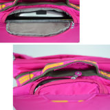 Chubontの高品質の余暇デザイン4車輪の柔らかいトロリー袋