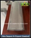 Filtro do cartucho do engranzamento de fio do aço inoxidável, filtro do cilindro