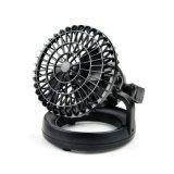 Lampe campante DEL de ventilateur extérieur portatif du nouveau produit