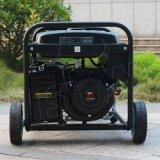Bisontes (China) BS4500p (H) 3 kW 3kVA Arranque eléctrico con batería Easy Move con las ruedas Cam profesional de la gasolina Generador