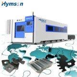 Machine d'Engraing de découpage de feuille plate de Lsaer de fibre