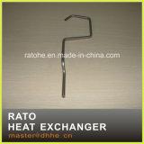 Tubulação do enrolamento do aquecimento para o cambista de calor