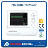 Pdj-800g de beste Moeder Foetale Geduldige Monitor van de Prijs