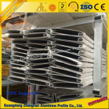 Parede de cortina de alumínio do perfil de alumínio da extrusão para a construção