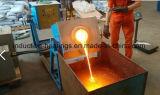 Horno fusorio de la inducción electromágnetica del acero inoxidable, máquina de fundición