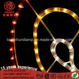 LED Silhouette 64 * 60cm Train Rope Lights Motif Light Décoration de Noël avec Ce