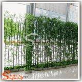 Arbre en bambou cru décoratif d'intérieur d'usine de modèle neuf