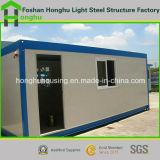 PrefabHuis van het Huis van de Container van de Bouw van China het Draagbare