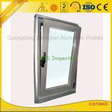Fabricante de alumínio que oferece janelas de alumínio com vidros duplos