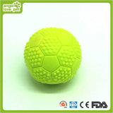 Fußball-Kugel-Hundespielwaren des Haustier-TPR