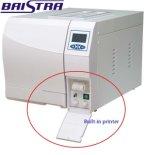 Máquina de escritorio de la autoclave del esterilizador con la impresora interna