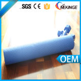 Blanco de alto grado de la estera de la yoga del PVC