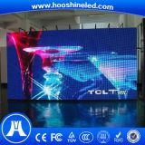 Breite Betrachtungs-Winkel farbenreiche im Freien P10 DIP346 LED-Bildschirmanzeige