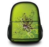 Mochila de lona Sacola de escola de galinheiros Suporte de mochila para meninas Imagem DIY