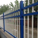 亜鉛鋼線の網の塀の/Galvanizedの鋼鉄塀