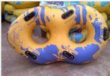 Inflatatble 장난감 팽창식 중연륜 부유물