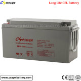 ゲルの太陽電池12V 150ah