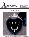 Tiara und Kronen, die Tiara-Brautkronen-Hochzeits-Tiara für Bräute Wedding sind