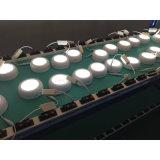 luz de painel redonda do diodo emissor de luz 6W