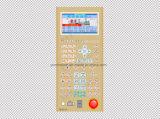 Sistema de control plástico del PLC de la máquina de la inyección con los certificados del CCC del Ce