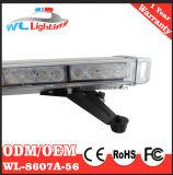 guide optique de lampe d'avertissement de police de 56W DEL mini