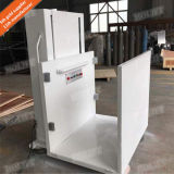 Elevatore verticale dell'elevatore idraulico della casa della sedia a rotelle della piattaforma da vendere