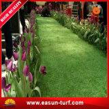 高品質の多彩な結婚式の装飾の人工的な草