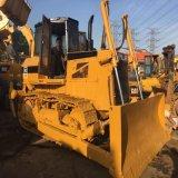 Escavadora usada da lagarta da escavadora do gato D7g com o guincho para a venda