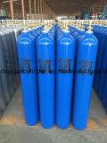 cilindro de gás do oxigênio 50L com válvula de Qf-2c