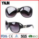 Fait dans lunettes de soleil de femmes de grand bâti d'oeil de la Chine de plus défuntes (YJ-S035)
