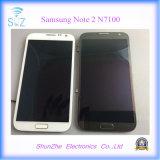 Tela de toque LCD do telefone móvel para a nota 2 N7105 de Samsung Note2