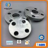 Qualitäts-schwarzer Stahl geschmiedeter Flansch galvanisierter Flansch (KT0457)