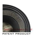 """Gw-802na, """" altavoz para bajas audiofrecuencias del imán del neodimio 8, cono especial del papel de la patente"""