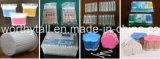 Máquina de la esponja de algodón con el embalaje de la botella redonda (máquina de los brotes)