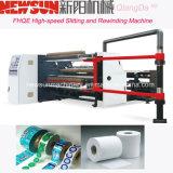 Fhqe-1300 hoge snelheid BOPP Slitting en Rewinding Machine