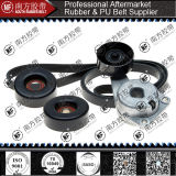 Fan Belt / Poly V Belt / Ribbed V Belt para carros, ônibus, caminhão e tratores
