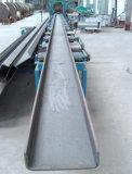 Precedente rullo del muro a secco del rullo d'acciaio della chiglia galvanizzato indicatore luminoso che forma macchina
