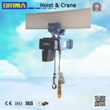 тип таль с цепью 0.5t Brima BMS европейский высокого качества электрическая с вагонеткой