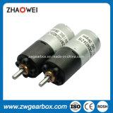 Zhaowei personaliza o motor da engrenagem da C.C. 12V para a válvula controlada elétrica