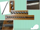 SDS plus des morceaux de foret, des morceaux de foret de maçonnerie de burins, des morceaux de faisceau etc.
