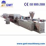 Het baksteen-Patroon van pvc het Opruimen Uitdrijving die van de Productie van het Blad van het Comité de Plastic Machine maken